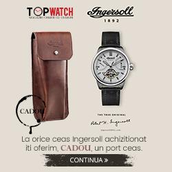 Topwatch.ro: Ingersoll