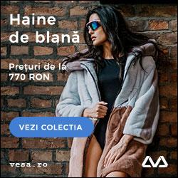 Vesa.ro: Campanie A&A Vesa Femei 2019-2020