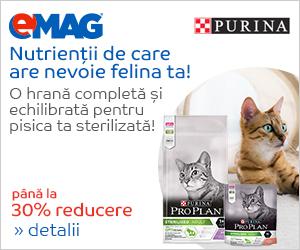 emag.ro: Sterilised Cat