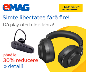 emag.ro: Campanie accesorii Jabra