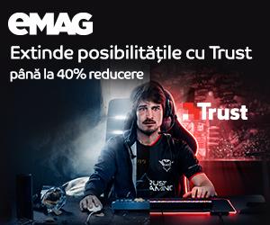 emag.ro: Periferice gaming Trust