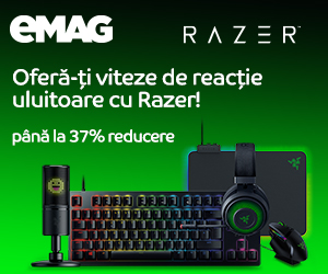 emag.ro: Periferice gaming Razer
