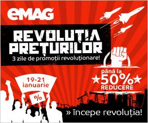 eMag.ro::Revolutie Preturilor Ianuarie 2016