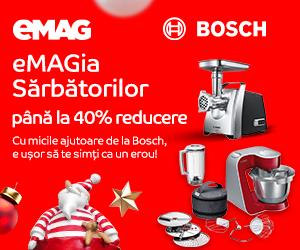 emag.ro: eMAGIA - electrocasnice mici pentru bucatarie Bosch