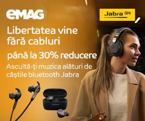 emag.ro: Campanie casti Jabra