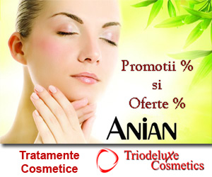 TrioDeluxe.ro: Promotii la cosmetice TrioDeLuxe