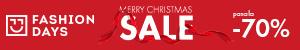 FashionDays.ro: Merry Christmas Sale - reduceri de pana la 70% la articolele pentru femei