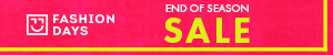 FashionDays.ro: End Of Season Sale (refresh)