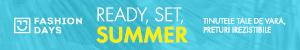 FashionDays.ro: Ready, Set, Summer - preturi irezistibile la articolele pentru femei