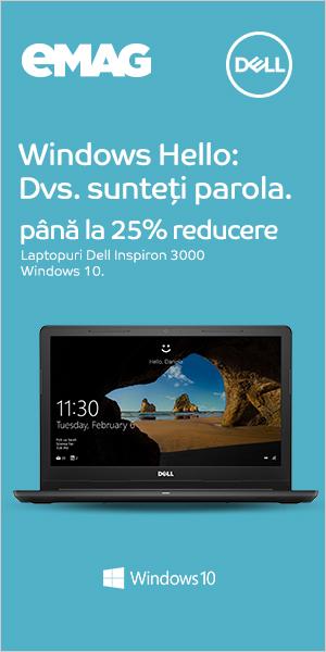 emag.ro: Laptopuri Dell Inspiron 3000 cu Windows, 12- 20.12.2019