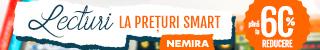 Nemira.ro: Lecturi la preturi SMART - pana la 60% reducere