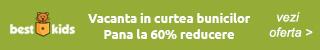 BestKids.ro: Vacanta la Bunici! REDUCERI de pana la 60% la Articole de Exterior!