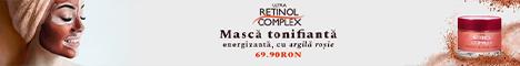 Dermacos.ro: Masca pentru ten tonifianta cu argila rosie