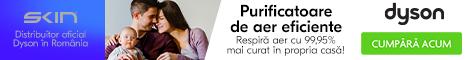 Dyson.skin.ro: Descopera purificatoarele de aer Dyson!