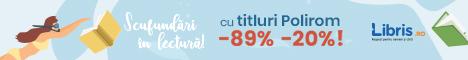 Libris.ro: POLIROM la -89% -20%!