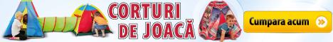 piticulvesel.ro: Corturi de joaca pentru interior/exterior