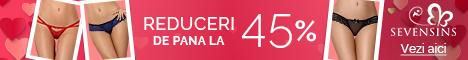 SevenSins.ro: Chiloti sexy de Ziua Femeii!