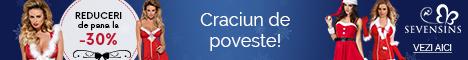 SevenSins.ro: Craciunite pentru Sarbatori ca in Povesti!