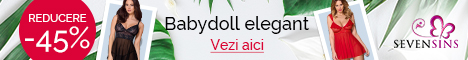 SevenSins.ro: Reduceri de 45% la produsele Obsessive!