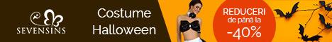 SevenSins.ro: Costume Halloween sexy cu reduceri de pana la 45%