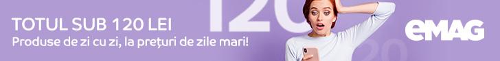 emag.ro: Campanie Totul sub 120 lei