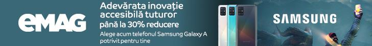emag.ro: Campanie Samsung Galaxy A