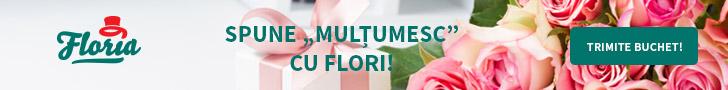 Floria.ro: Campanie Flori pentru aniversari