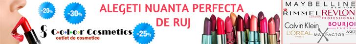 Colorcosmetics.ro: Rujuri ColorCosmetics