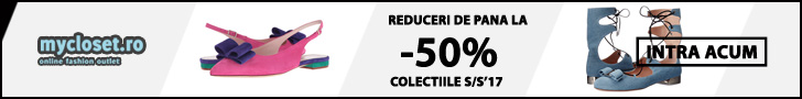 Mycloset.ro: Branduri Premium Primavara/Vara 2018