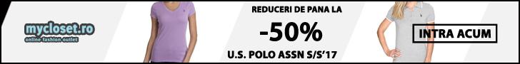 Mycloset.ro: US Polo Assn. Primavara/Vara 2018