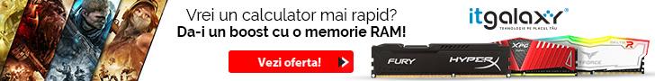 ITGalaxy.ro: Memorii RAM la REDUCERE! Da un boost de rapiditate PC-ului tau!