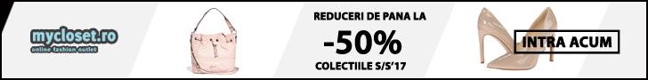 Mycloset.ro: Consumer Brands Vara 2018