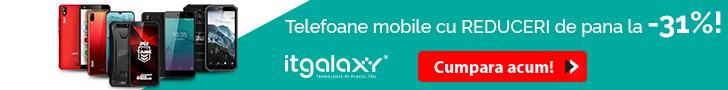 ITGalaxy.ro: Telefoane mobile cu REDUCERI de pana la -31% pe itgalaxy.ro!