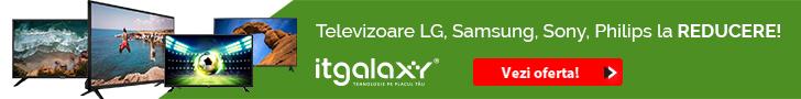 ITGalaxy.ro: Televizoare LG, Samsung, Sony, Philips la REDUCERE pe itgalaxy.ro!