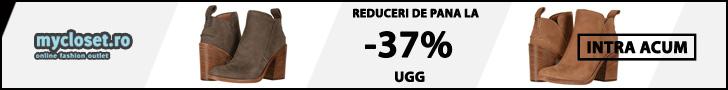 Mycloset.ro: Toamna/Iarna 2020 UGG Dama