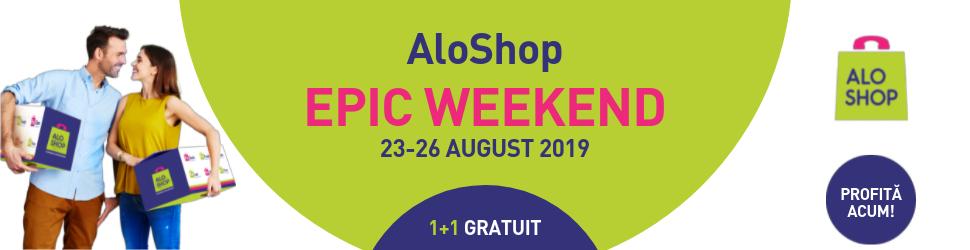 Aloshop.tv: EPIC week-end