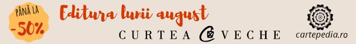 Cartepedia.ro: Editura Lunii August- Curtea Veche
