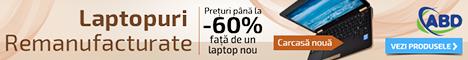 ABDComputer.ro: Singurele Laptopuri din Romania Integral Remanufacturate