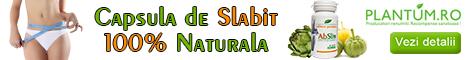 Plantum.ro: AbSlim - Capsula de Slabit
