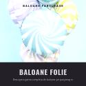 Partymag.ro: Baloane pentru Petreceri Memorabile