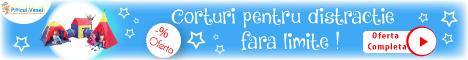 piticulvesel.ro: Idee de cadou: Corturi de joaca pentru copii