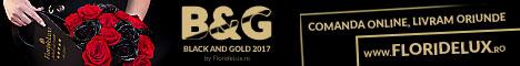 FlorideLux.ro: Flori de lux, buchete de lux online: Black&Gold Summer 2017
