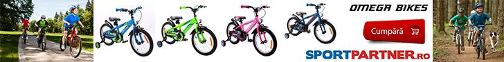 Sportpartner.ro: Campanie Biciclete copii