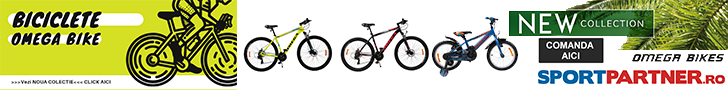 Sportpartner.ro: New Collection Biciclete Omega 2019