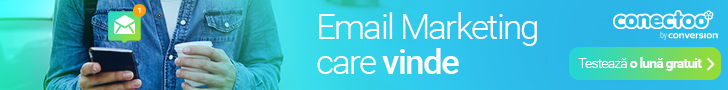 Conectoo.ro: Email marketing care vinde