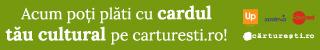 Carturesti.ro: PLATA CU CARDURI CULTURALE