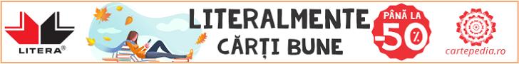 Cartepedia.ro: Literalmente Litera