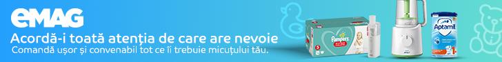 emag.ro: Campanie Totul pentru copii feb-mar 2020