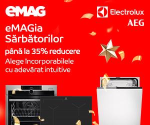 emag.ro: MDA Electrolux BI