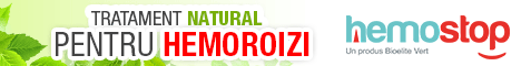 HemoStop.ro: Vanzari HemoStop